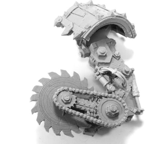 Ork Mega Dread Kill Saw Arm