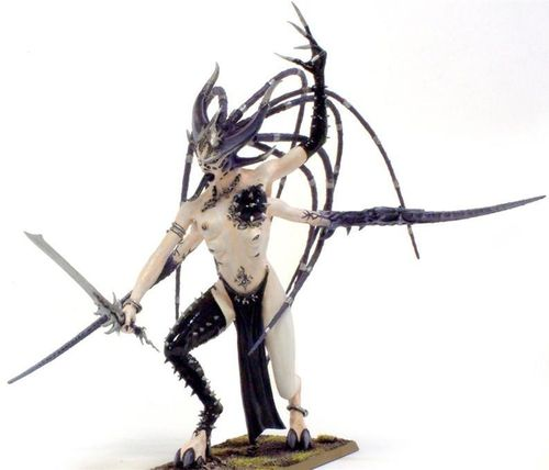 Keeper of Secrets - Greater Daemon of Slaanesh