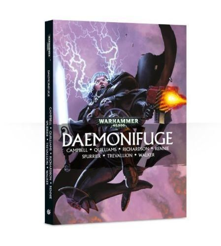 Daemonifuge Hardcover Graphic novel