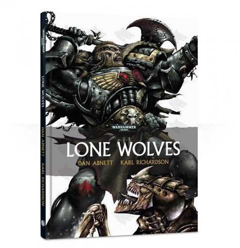 Lone Wolves  Hardcover Graphic novel
