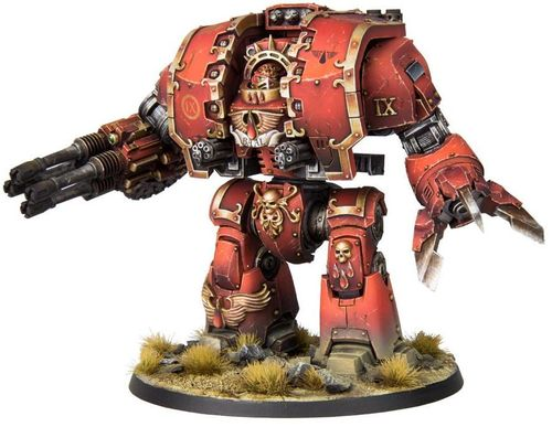Blood Angels Leviathan Siege Dreadnought (Body)