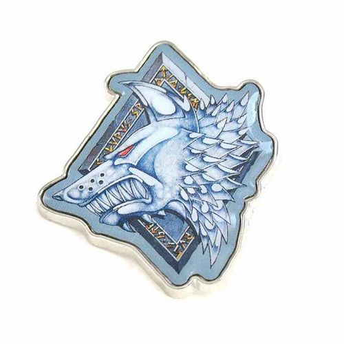 Warhammer 40,000 Pin Badge - Space Wolves