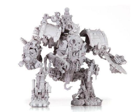 Ork Meka Dread Body