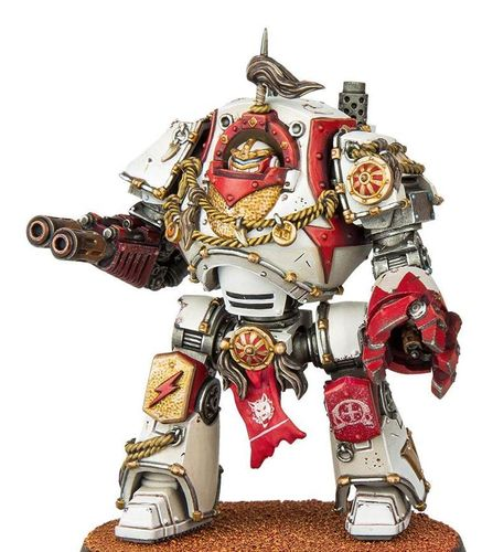 White Scars Legion Contemptor Dreadnought