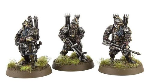 Iron Hills Dwarves With Crossbows