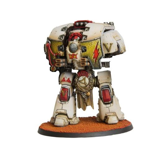 White Scars Legion Leviathan Pattern Siege Dreadnought