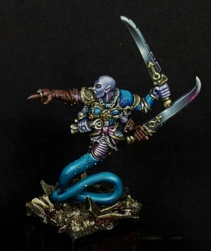 Slaanesh Champion  ( Metal)