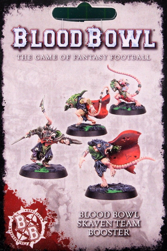 Blood Bowl Skaven Team Booster