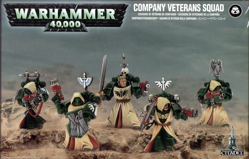 Dark Angels Veteranen