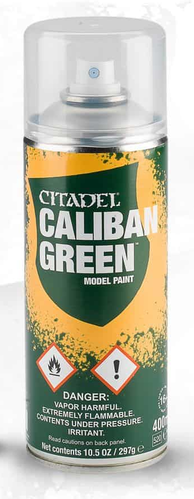 Caliban Green Spray (400ml)