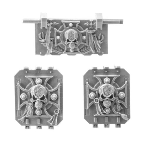 TERMINATOR LAND RAIDER DOORS
